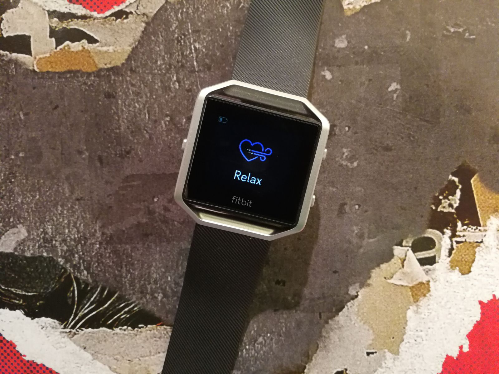 Fitbit Blaze Update