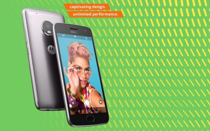 Moto G5 Plus Premium Features