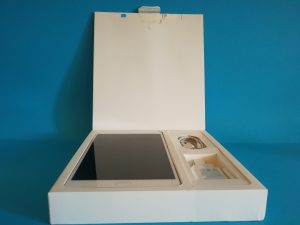 Huawei MediaPad M3 Packung offen