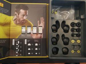 Jabra Sport Pulse Headset Verpackung