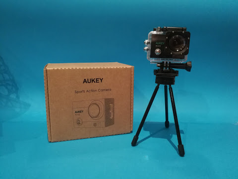 AUKEY Sports Action Camera AC-LC2