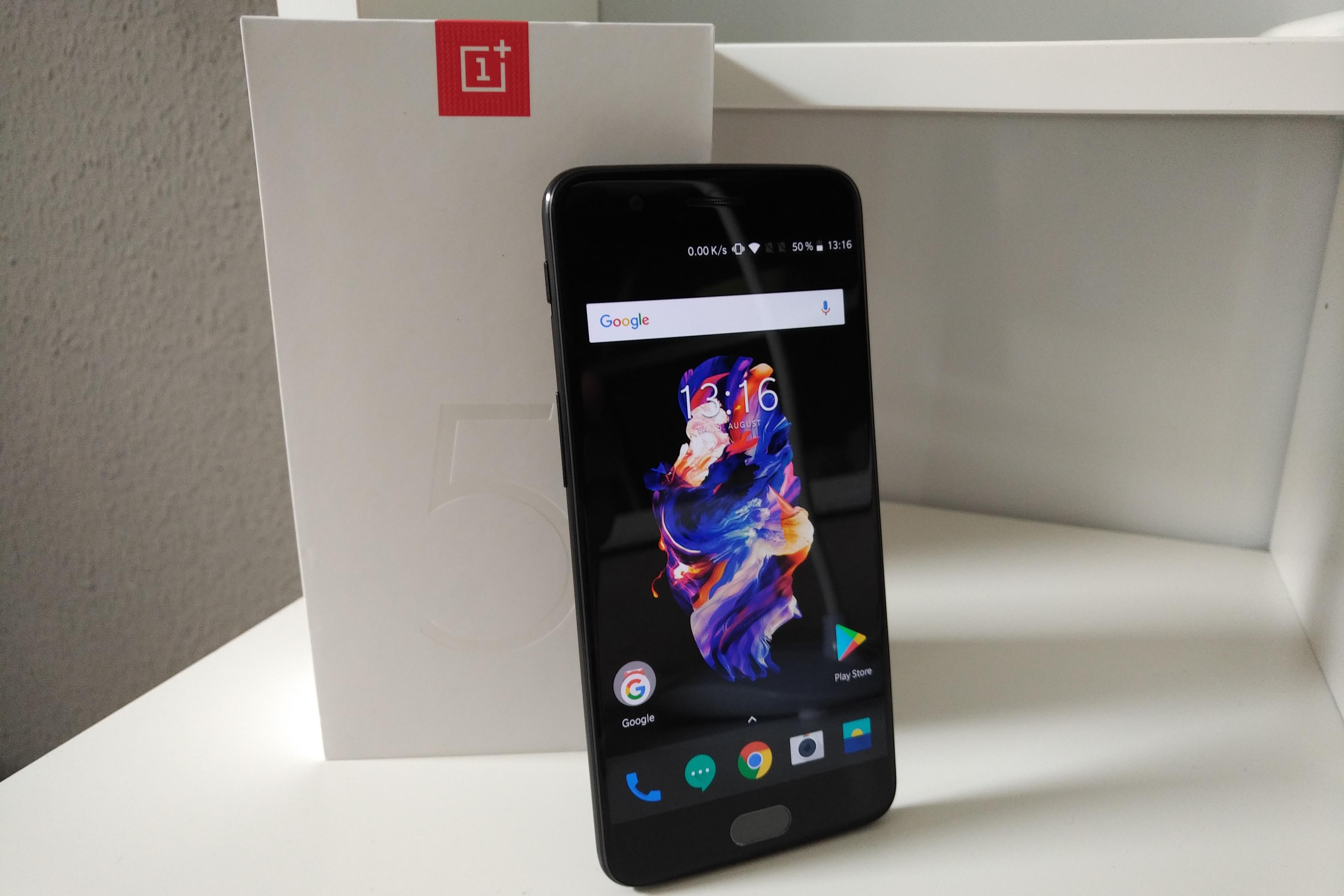 OnePlus 5 Beitragsbild