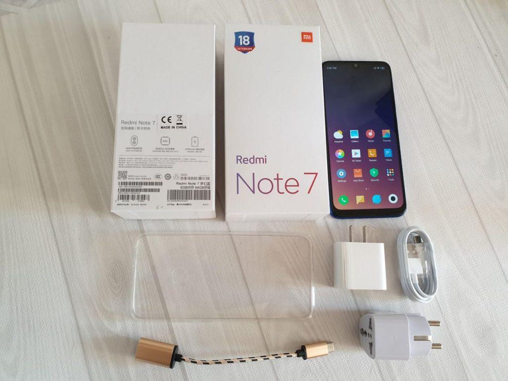 Redmi_Note_7_Unboxing_mit_Zubehör_22
