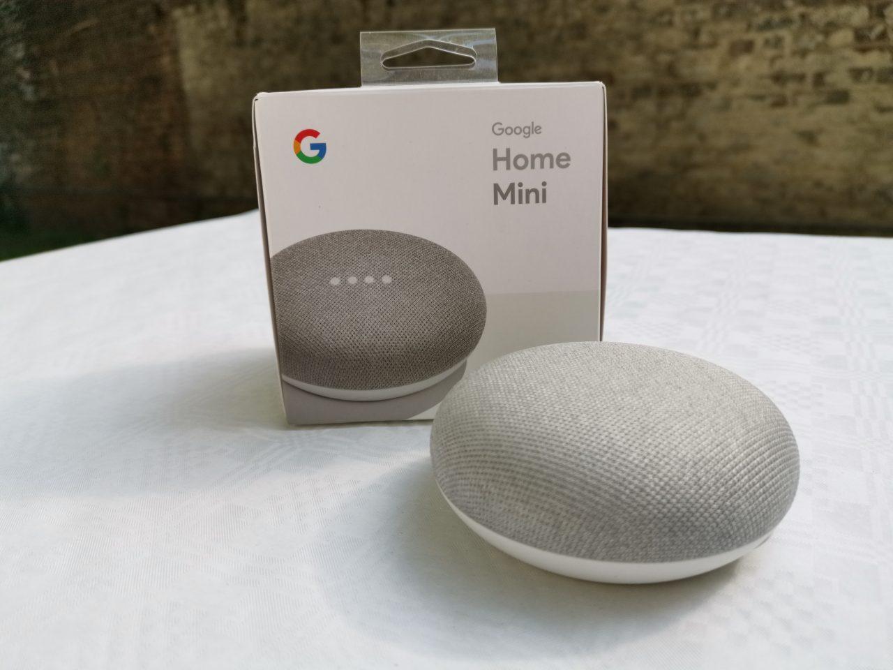 Google Home Mini Gewinn
