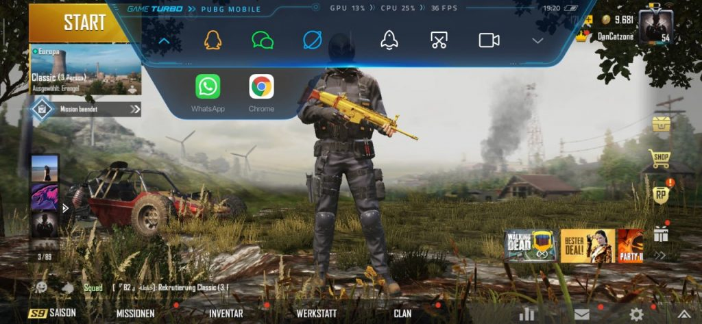 Xiaomi Mi 9 Pro Gamebooster