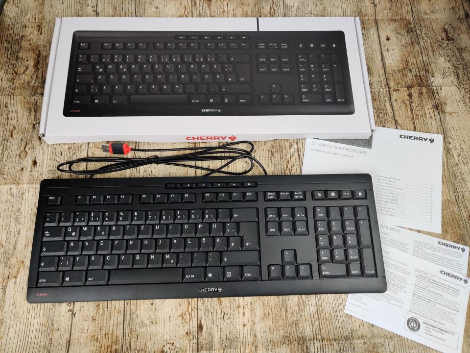 Cherry Stream Keyboard
